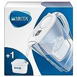 BRITA Marella blanca – Jarra de Agua Filtrada con 1...