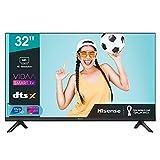 Hisense 32AE5500F - Smart TV Resolución HD, Natural Color...
