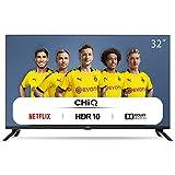CHiQ Televisor Smart TV LED 32' HD, WiFi, Bluetooth (Solo...