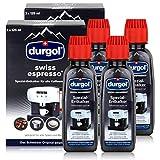 Durgol swiss Espresso Descalcificador Especial para Todas...