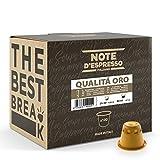 Note d'Espresso - Qualità Oro - Cápsulas de Café -...