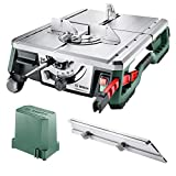 Bosch NanoBlade AdvancedTableCut 52 - Sierra de Mesa, 550 W,...