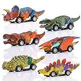 ATOPDREAM Juguetes Niños 2-6 Años, Dinosaurios Juguetes 2-6 Años Regalos para Niños 2 3 4 5 6 Años Juguetes para Niñas de 2-6 Años Coches de Juguetes Niños 2-6 Años Mas Vendidos Los Reyes Magos