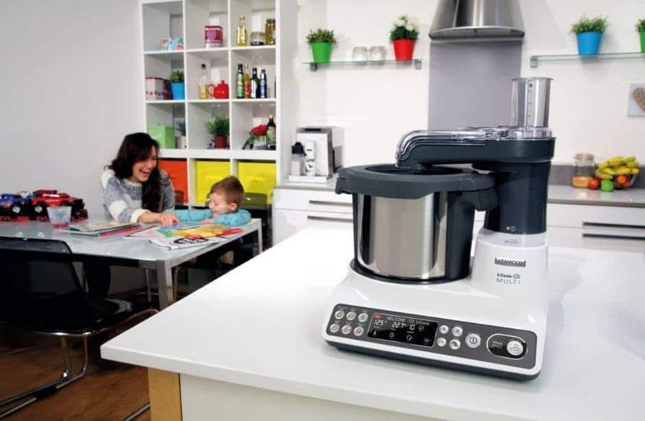Hemos probado el robot de cocina de Kenwood Kcook Multi