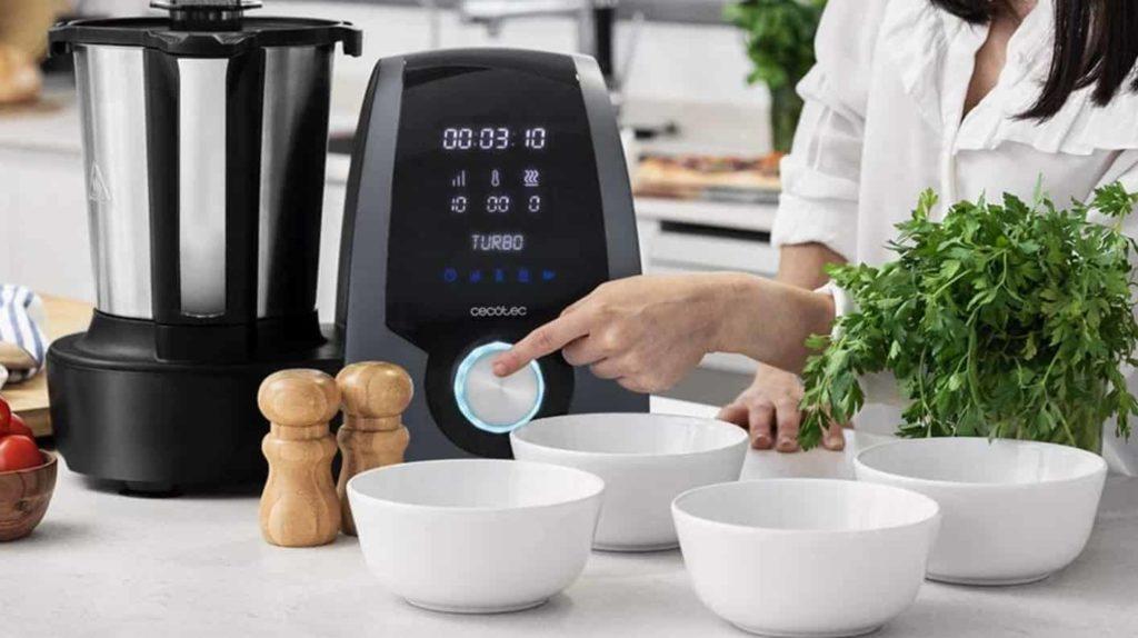 comparativa robot-cocina