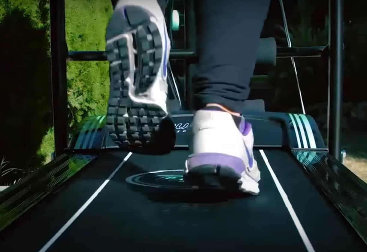 ¿Cómo adelgazar con una cinta de correr?