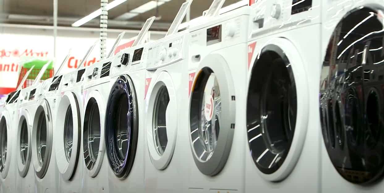 Mejores lavadoras Opiniones : Comparativa de las 10 mejores