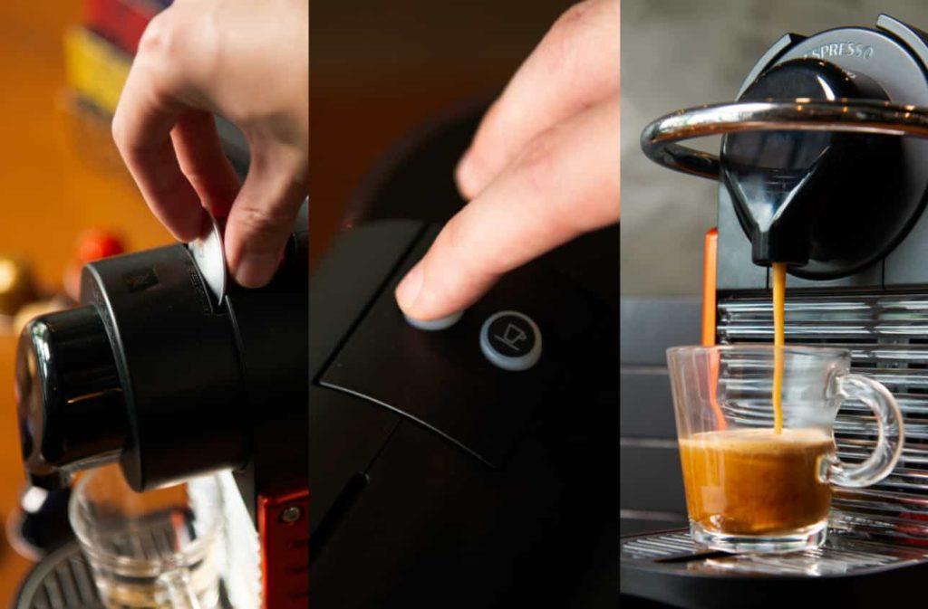 cafeteras Nespresso Pixie