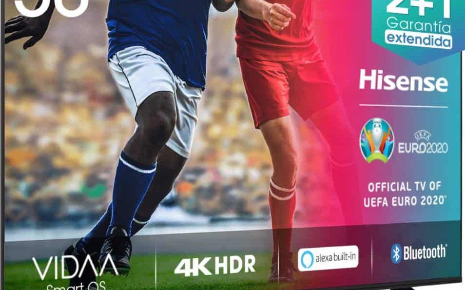 Smart tv de 32 pulgadas Los 5 mejores del 2021 – Comparativa
