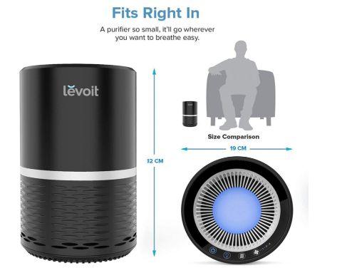 Purificador de aire Levoit LV-H132