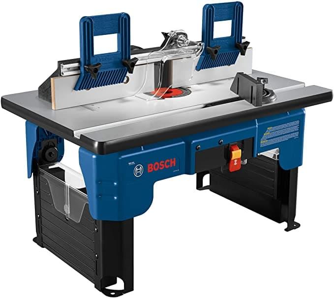 mesa para fresar Bosch RA1141