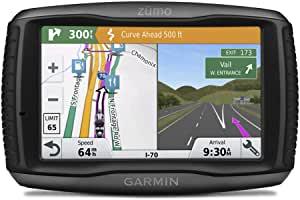 Navegador GPS con mapas
